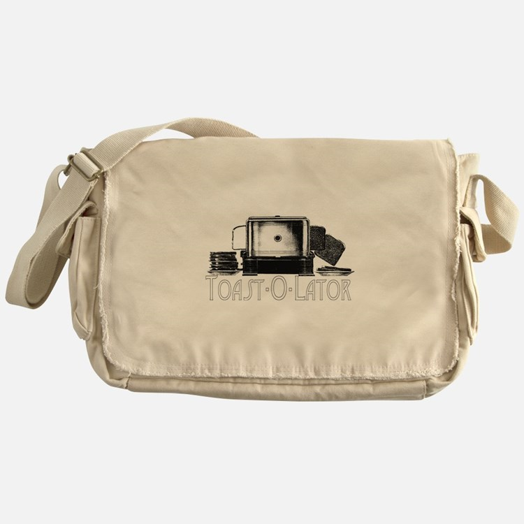Toast-O-Lator Messenger Bag