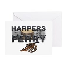 Harper's Ferry Americasb Greeting Cards (Pk of 10)