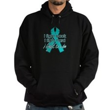 Ovarian Cancer I Fight Back Hoodie