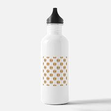 Guinea Pig Pattern Water Bottle
