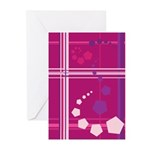 Pentagons taste like Grape Soda Greeting Cards (Pk