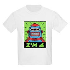 Cute 4 Year Old T-Shirt
