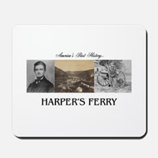 Harper's Ferry Americasbesthistory.com Mousepad
