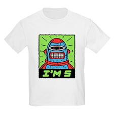 Cute 5 Year Old T-Shirt