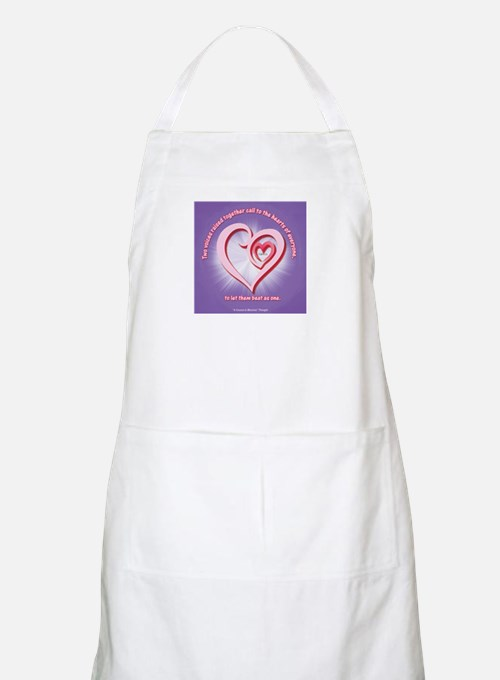 ACIM-Two Voices Apron