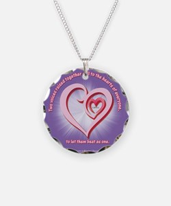 ACIM-Two Voices Necklace