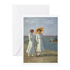 Cute Promenade Greeting Cards (Pk of 20)