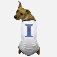 I Blue Glass Dog T-Shirt