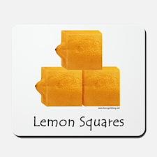 Lemon Squares Mousepad