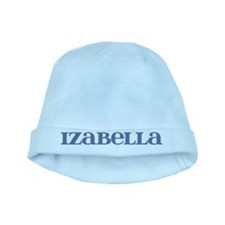 Izabella Blue Glass baby hat