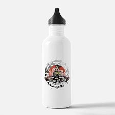 Ride or Die (Yellow Logo) Water Bottle