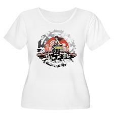 Ride or Die (Yellow Logo) T-Shirt