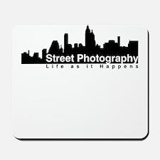 Street Photography - Mousepad