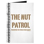 Nut Patrol Journal