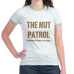 Nut Patrol Jr. Ringer T-Shirt