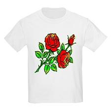 Tattoo Roses T-Shirt