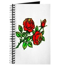 Tattoo Roses Journal