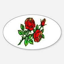 Tattoo Roses Decal