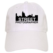 Street Photographer - Baseball Cap