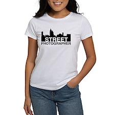 Street Photographer - Women's White T-Shirt