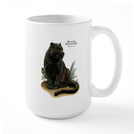 Black Panther Large Mug