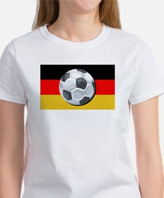 German Soccer Women's T-Shirt