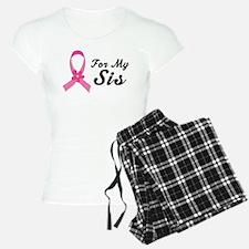 Pink Ribbon For Sis Pajamas
