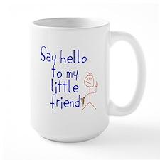 Say hello... Coffee Mug