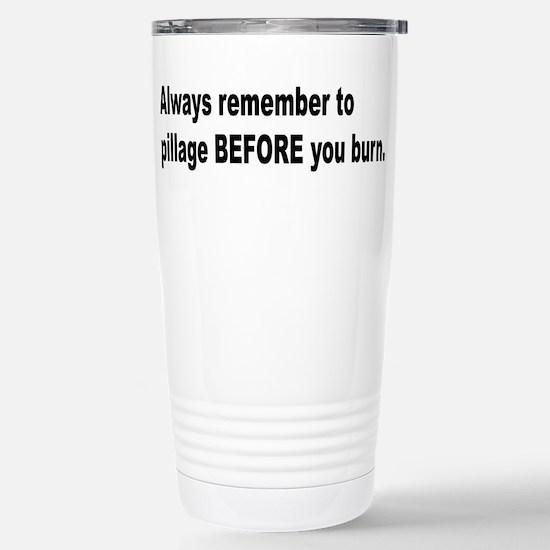 Cute Challenges Travel Mug