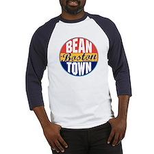 Boston Vintage Label Baseball Jersey