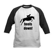 heels down jumper Tee