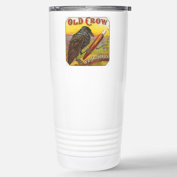 Cute Vintage retro Travel Mug