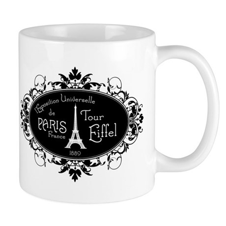 l'Exposition Universelle Mug reverse