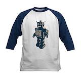 Robots Baseball Jersey