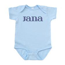 Jana Blue Glass Infant Bodysuit