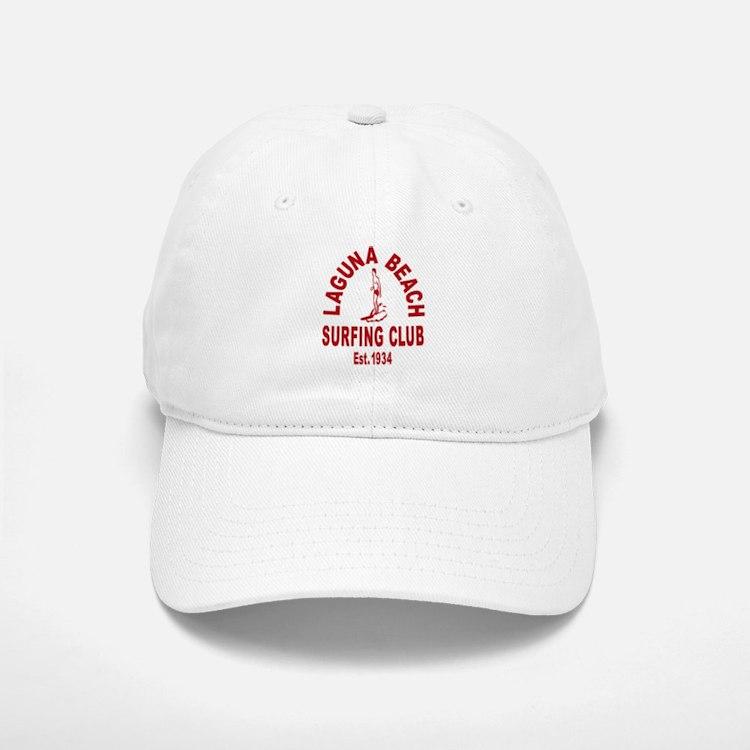 Laguna Beach Surfing Club Baseball Baseball Cap