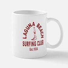 Laguna Beach Surfing Club Mug