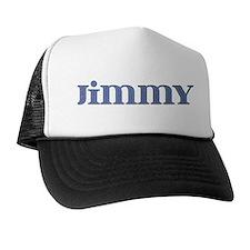 Jimmy Blue Glass Trucker Hat