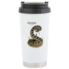 Black-Tailed Rattlesnake Travel Mug