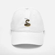 Black-Tailed Rattlesnake Baseball Baseball Cap