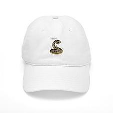 Black-Tailed Rattlesnake Baseball Cap