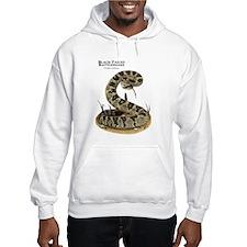 Black-Tailed Rattlesnake Hoodie