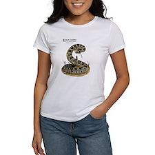 Black-Tailed Rattlesnake Tee