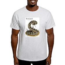 Black-Tailed Rattlesnake T-Shirt
