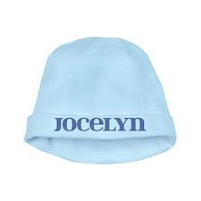 Jocelyn Blue Glass baby hat