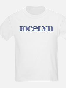 Jocelyn Blue Glass T-Shirt
