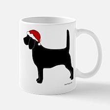 Beagle Santa Mug