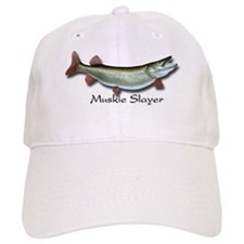 Muskie Slayer Hat Baseball Cap