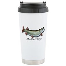 Muskie Slayer Travel Mug