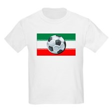 Iran Soccer Kids T-Shirt